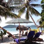 beachsunbathing